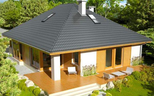 монтаж крыши в минске